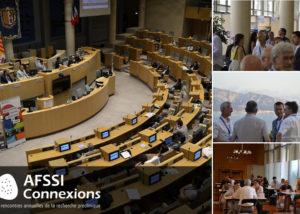 Organisation des AFSSI Connexions 2018 à Marseille